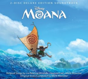 Moana cover