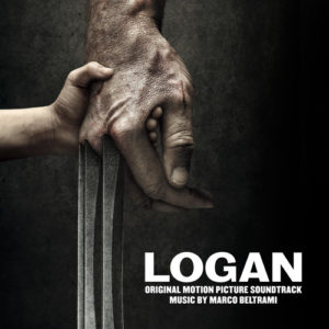 Marco Beltrami - Logan CD cover