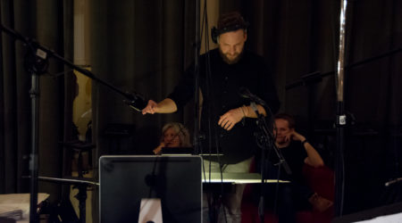 Recording of Wild - Matthijs Kieboom focused