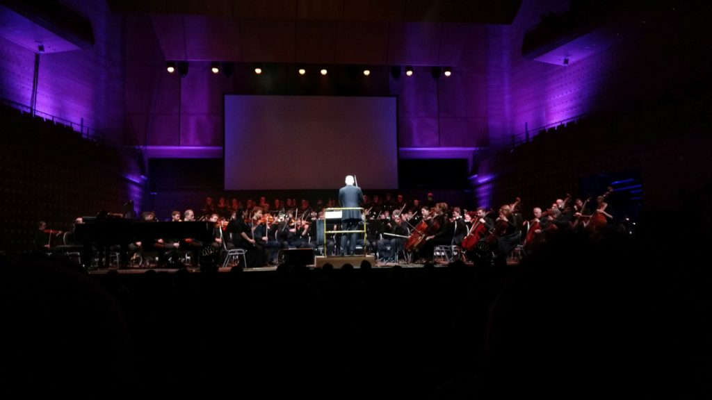 James Newton Howard Tour photo 2