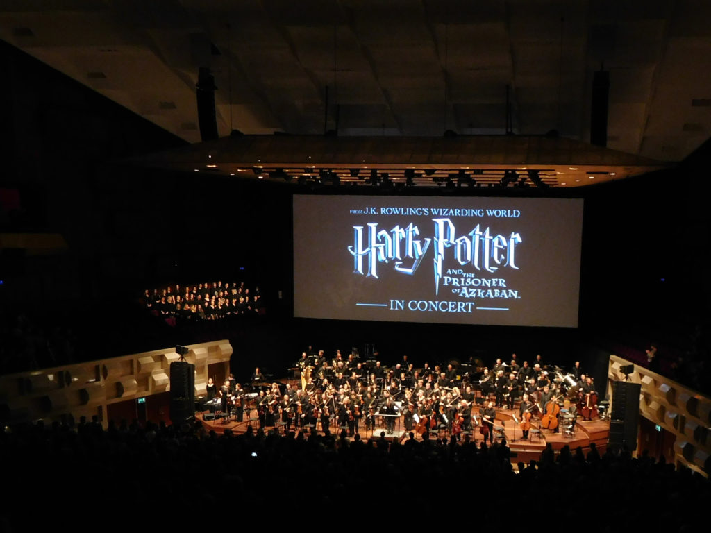 Harry Potter Rotterdam concert