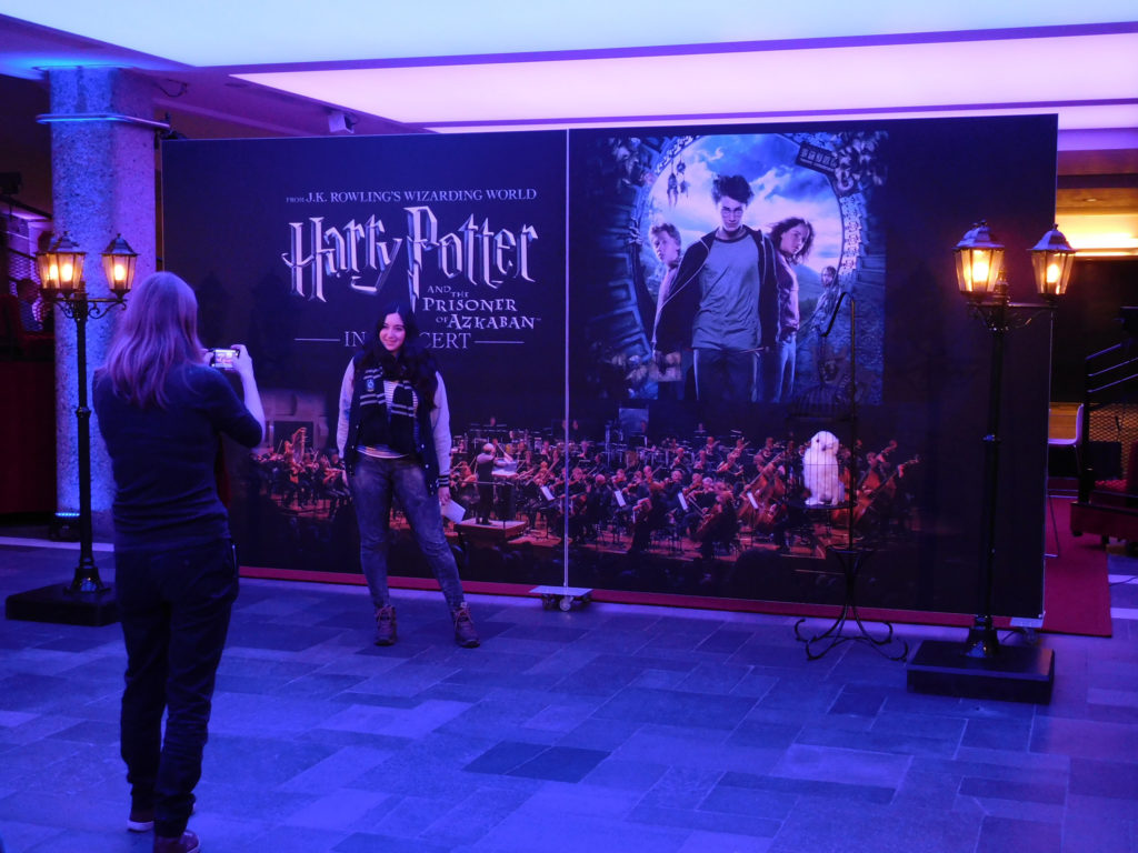 Harry Potter - Rotterdam - lobby