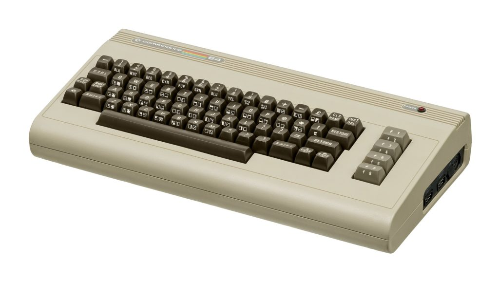 Commodore 64 by Evan Amos