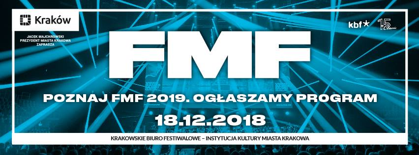 Film music festival in Krakow announced its 2019 program